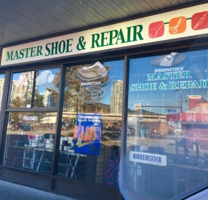 Master Shoe & Repair - Shoe Repair
