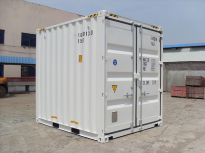 Coast Storage & Containers Ltd - Storage, Freight & Cargo Containers