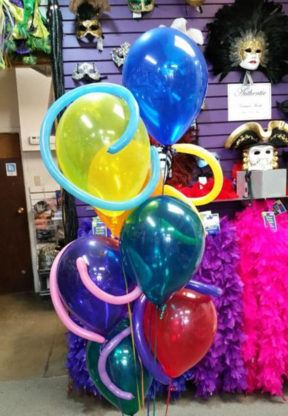 Gags Unlimited Inc - Helium - 204-453-0133