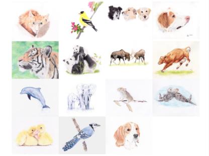 Gemma Whelbourn - Pet & Wildlife Portraits - Artistes