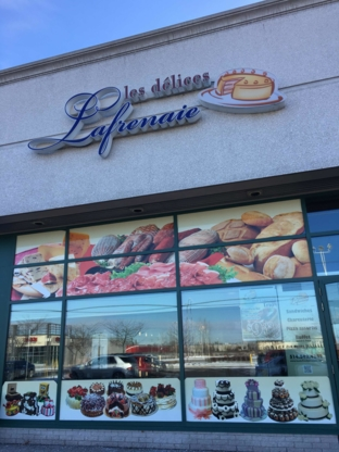 Delices Lafrenaie West Island - Bakeries - 514-542-4242