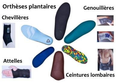 Clinique du Pied Daniel Kourie - Appareils orthopédiques