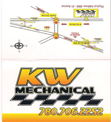 KW Mechanical Ltd - Trailer Repair & Service