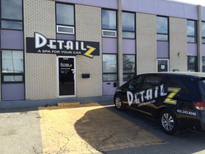 Detailz A Spa For Your Car Inc - Car Detailing