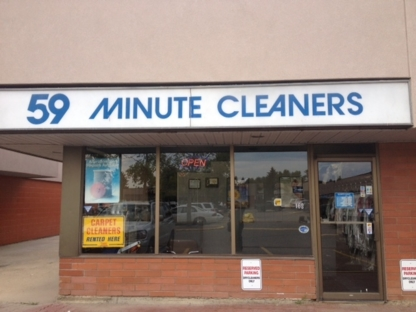 Fifty Nine Minute Cleaners - Clothing Alterations