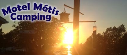 Motel Camping Métis - Motels - 418-775-6473
