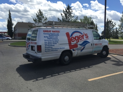 Leger's Plumbing & Heating - Furnaces
