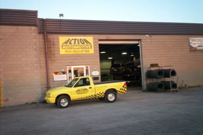 Action Automotive 2013 - Car Repair & Service - 905-563-0788