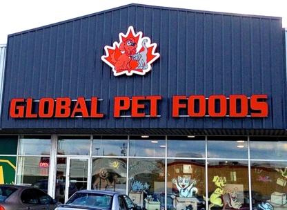 Global Pet Foods - Magasins d'accessoires et de nourriture pour animaux
