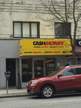 Cash Money - Payday Loans & Cash Advances
