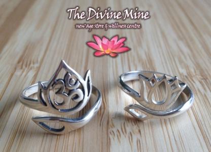 Divine Mine - Librairies