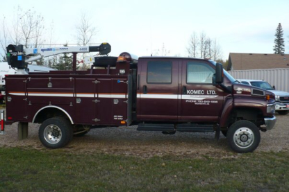 Komec Ltd - Truck Repair & Service