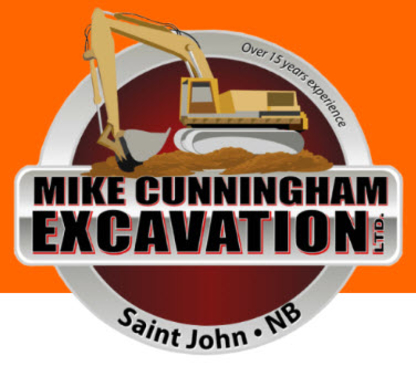 Mike Cunningham Excavation Ltd - Excavation Contractors - 506-977-1122