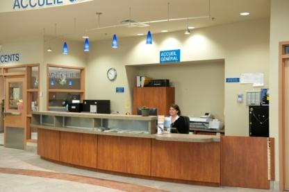 Centre régional de réadaptation La RessourSe(personnes handicapées physiques) - Appareils orthopédiques - 819-777-6261