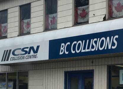 B.C. Collisions Ltd - Auto Body Repair & Painting Shops - 604-299-3211