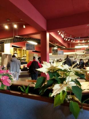 Cuisine-Atout Café Bistro - Breakfast Restaurants