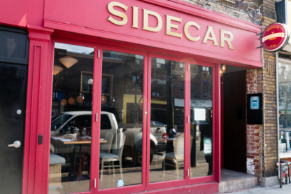 Sidecar - Fine Dining Restaurants - 416-536-7000