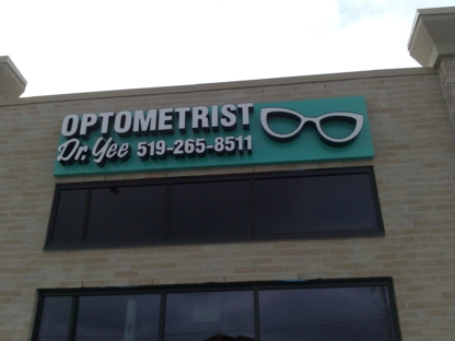 Dr Yee & Associates Optometrist - Optometrists - 519-265-8511