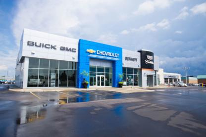 Bennett Chevrolet Cadillac Buick GMC - Auto Repair Garages - 519-621-1250