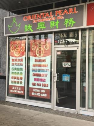 Oriental Pearl - Pawnbrokers