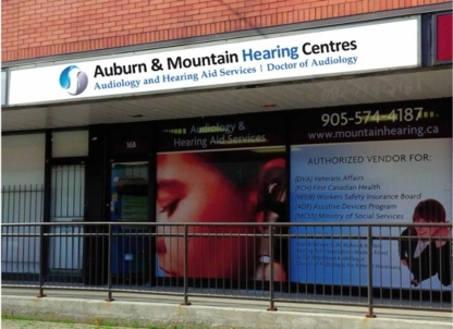 Mountain Hearing Centre - Audiologistes - 905-304-4328