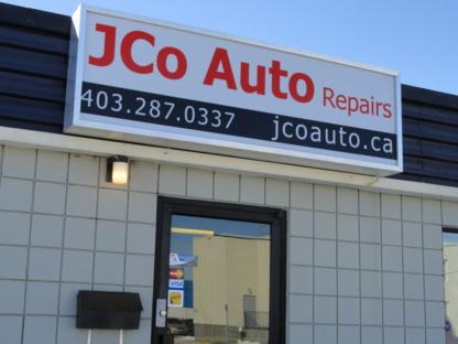 JCo Auto - Car Repair & Service - 403-287-0337