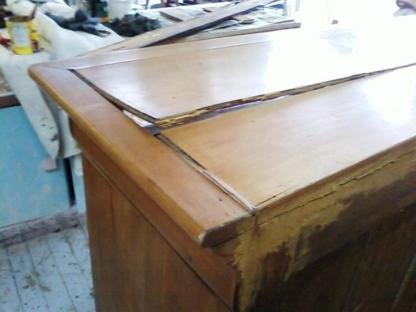 Artisan RW Griffin - Réparation, réfection et décapage de meubles