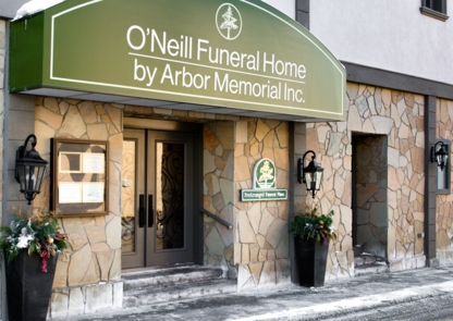 O'Neill Funeral Home - Funeral Homes - 647-499-8803