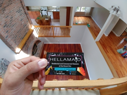 Hellamaid Cleaning - Commercial, Industrial & Residential Cleaning - 416-708-7826