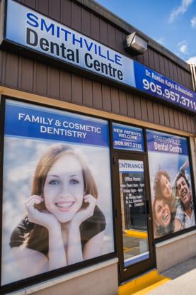 Smithville Centre Dental Office - Dentists - 905-957-3711
