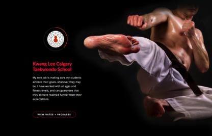 Kwang Lee Calgary Taekwondo School - Écoles et cours d'arts martiaux et d'autodéfense