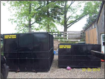 Golden Disposal Waste & Recycling Services (1678834 Ontario Inc.) - Residential Garbage Collection - 519-744-5246