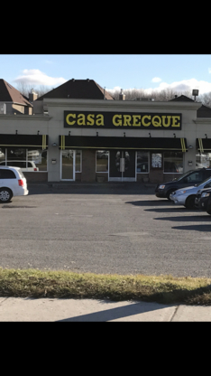 Casa Grecque - Greek Restaurants - 514-364-0494