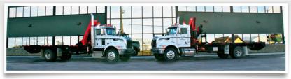 Myshak Crane & Rigging Ltd - Crane Rental & Service