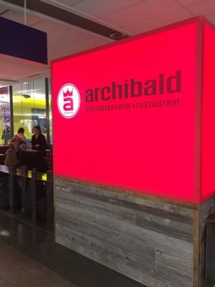 Archibald Microbrasserie - Restaurants