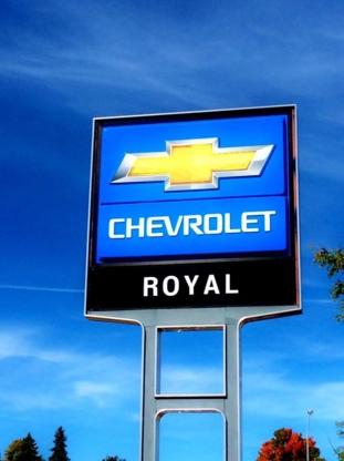 Royal Chevrolet-Cadillac Inc - New Car Dealers - 519-941-0420