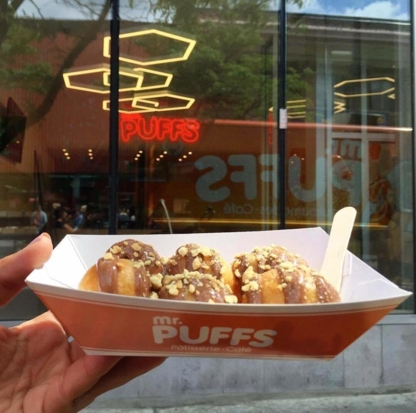 Mr. Puffs Plateau  - Restaurants - 514-523-0184