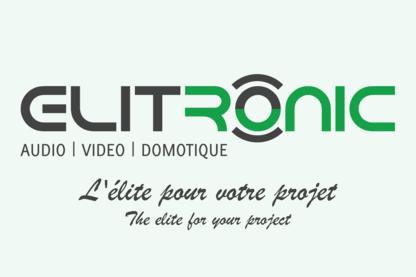 Elitronic - Electronics Stores - 514-370-5607