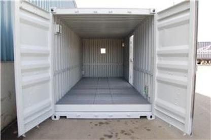 GT Service De Conteneurs - Chargement, cargaison et entreposage de conteneurs - 514-648-4848