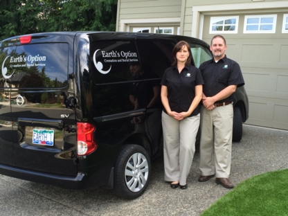 Earth's Option Cremation & Burial Services - Funeral Homes - 778-440-8500