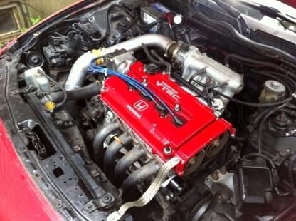Hontech - Garages de réparation d'auto