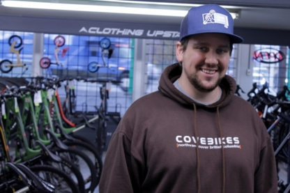 Cove Bike Shop Ltd - Bicycle Stores - 604-929-2222