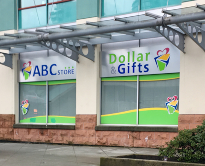 ABC Store Dollar and Gifts - Discount Stores