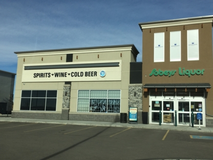 Sobeys Liquor - Grocery Stores - 587-775-7904