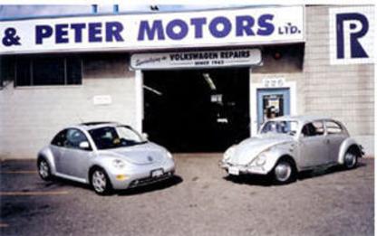 Rudy & Peter Motors Ltd - Car Repair & Service - 604-879-0491