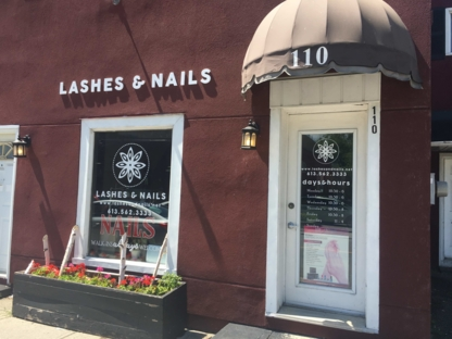 Lashes; & Nails - Ongleries