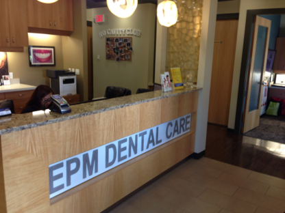 EPM Dental Care - Dentistes - 780-569-5099