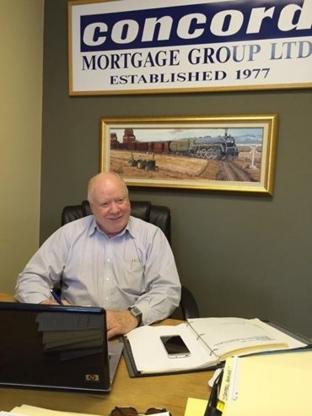 Concord Mortgage Group - Prêts hypothécaires - 403-290-1990