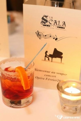 Trattoria La Scala - Restaurants de fruits de mer - 418-525-4545