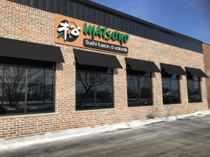 View Matsuno Sushi Fusion's Salaberry-de-Valleyfield profile